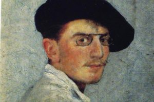 0 Леон Бакст автопортрет 1893 год 300x199 - Леон Бакст