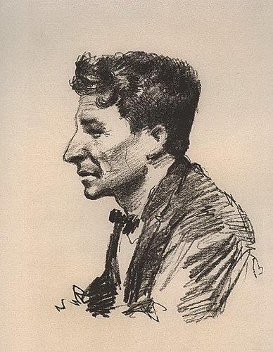 13667 mainfoto 02 - Соломон Юдовин. Блокадная графика. 1941-1947.