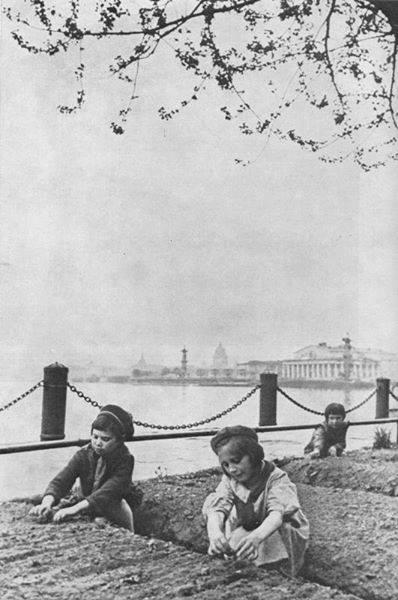 18 - Блокада Ленинграда