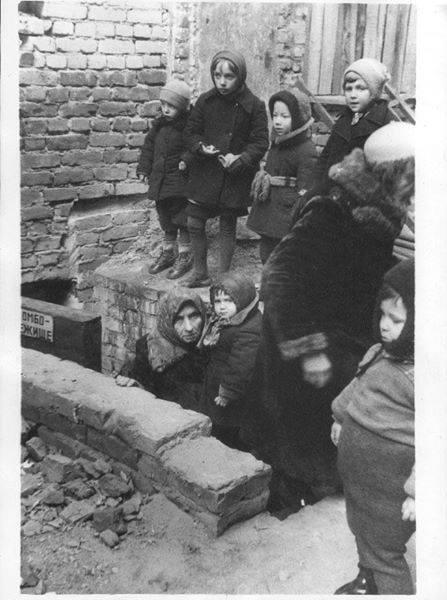 8 - Блокада Ленинграда