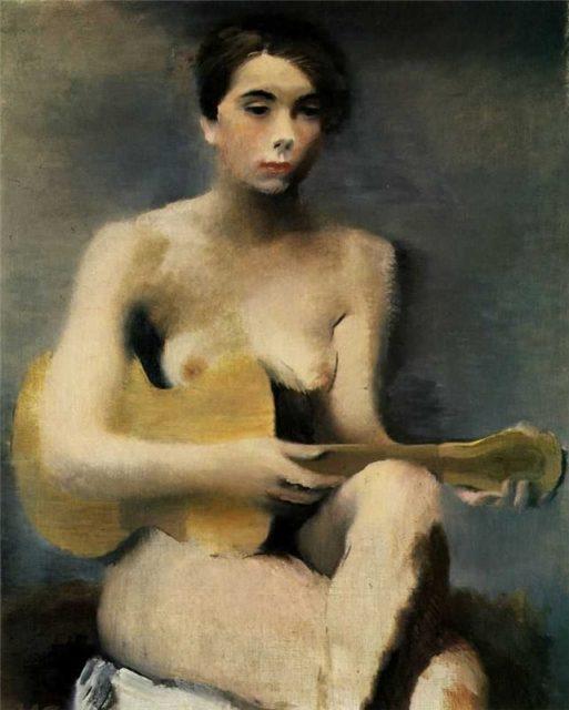 Vladimir Lebedev. 1930. e1570984510658 - Nosso Estranho Amor, или розовый куст