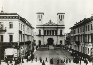 Лютеранская церковь Святого Апостола Петра (Петрикирхе)