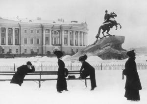 Петербургские модницы, 1900-е