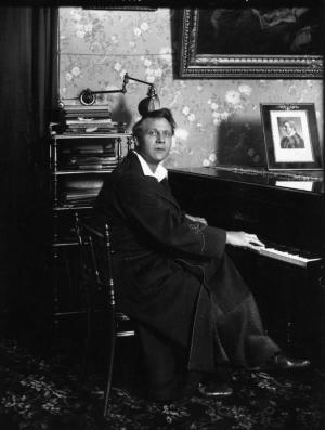Фёдор Шаляпин. 1913