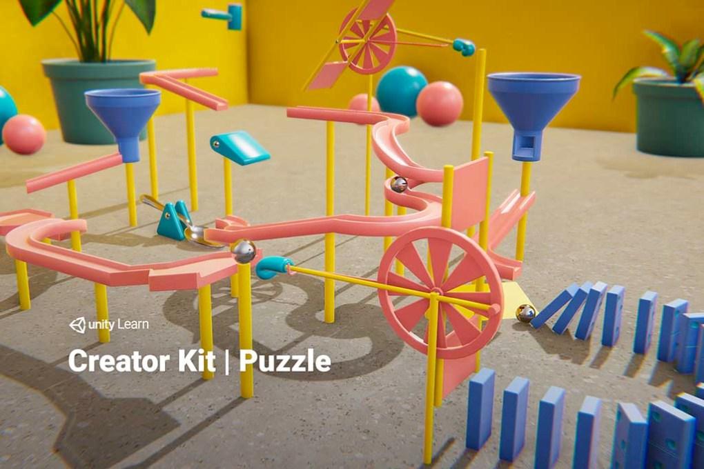 Creator Kit Puzzle