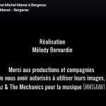 "Teaser du centre culturel Bergerac 2018-2019 ""Immigrant song /Réalisation Mélody BERNARDIN"