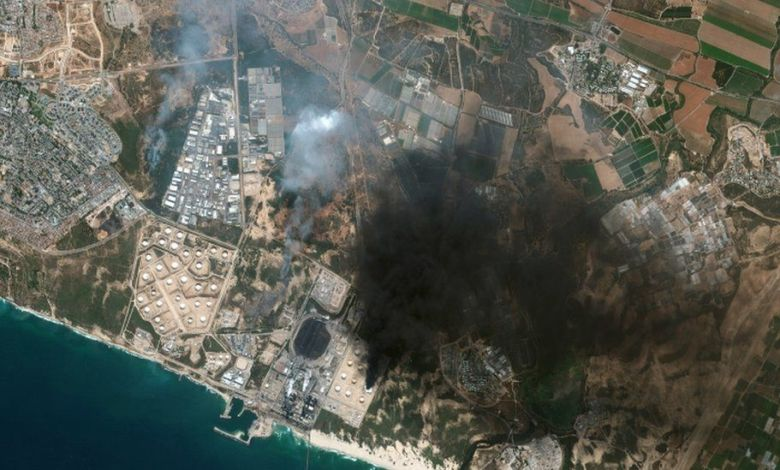 Israel heightens attacks in Gaza as struggle enters fifth day - Bazzup  News, Sports, Guide, Health