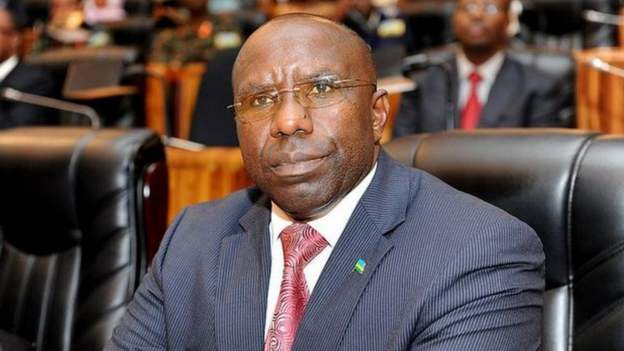 Pierre Damien Habumuremyi was prime minister from 2011 to 2014