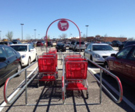 shopping cart Professional Organizer Tips
