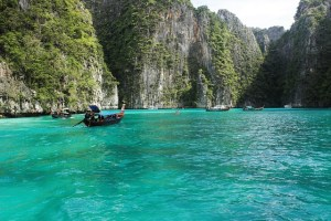 L'archipel de Koh Phi Phi, un lieu magique et reposant