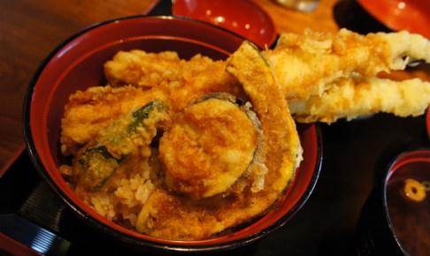 穴子天丼 2