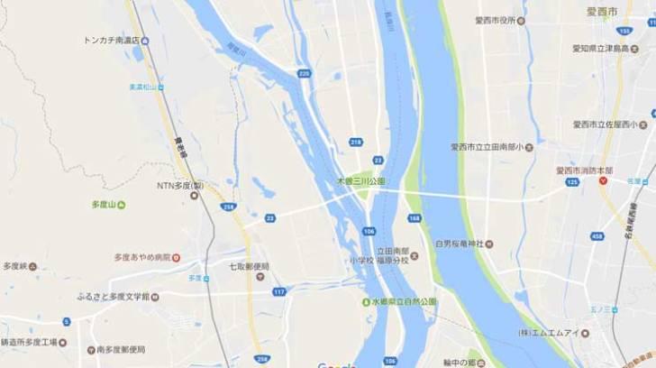 長良川 地図