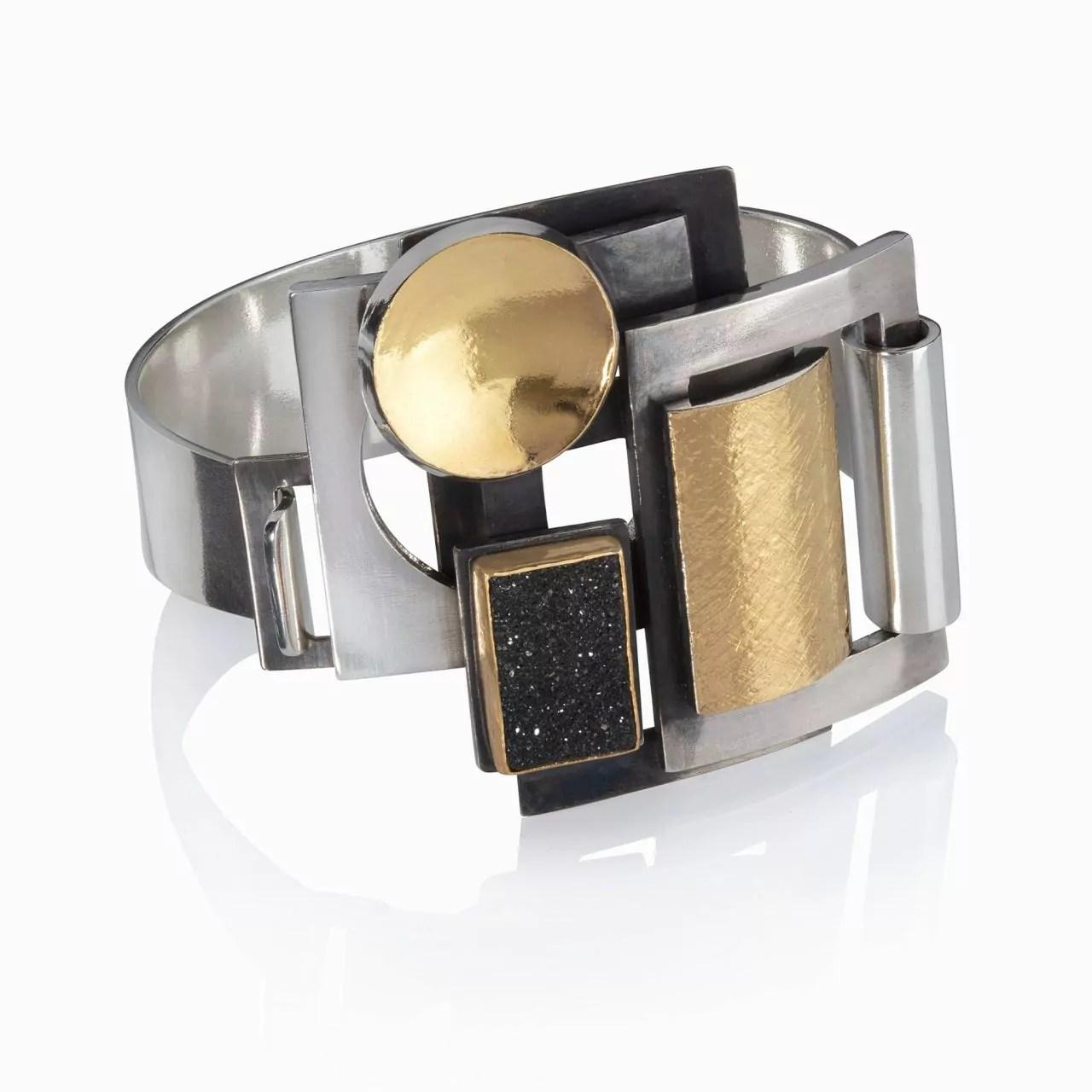 Bracelet with Druzy