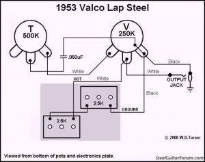 The Steel Guitar Forum :: View topic  Question about a