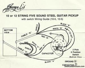 The Steel Guitar Forum :: View topic  Sierra S8 lap steel