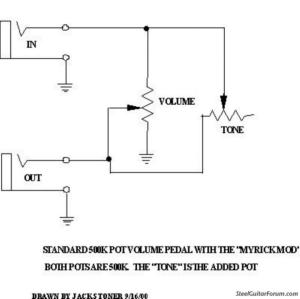 The Steel Guitar Forum :: View topic  Wiring Diagram for