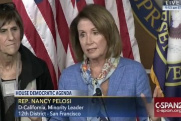 """Nancy Pelosi: We Need To Fund Planned Parenthood """"For The Babies"""""""