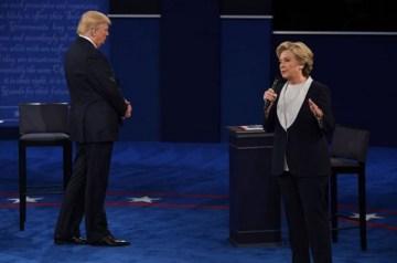 Hillary Traumatized By Debate (Video)