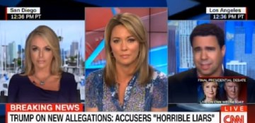 Dr. Gina Loudon drops truth BOMB on CNN... Video of groper Bill Clinton is online.