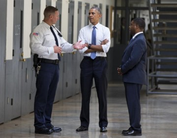 FULL LIST: Offenders Granted Commutation Monday By Obama