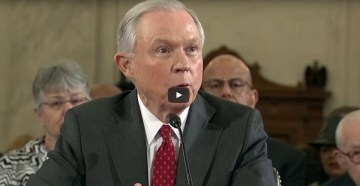 Live Video: Hearing For Senator Sessions