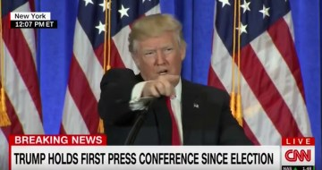 Read CNN's Response To Trump Calling Them 'Fake News'