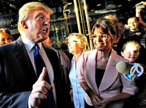 Palin Praises Trump Takedown Of 'Lying Lapdog Media'