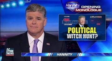 Hannity Praises Trump For 'Beatdown' Of Mainstream Media