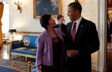 Obama Appoints Valerie Jarrett & Other Staffers To Cushy Gov't Jobs