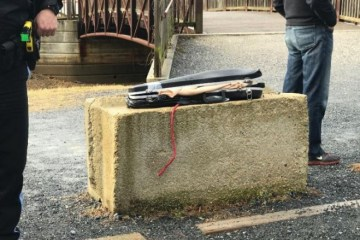 Guns Found Stashed In Several Places Along Potomac In D.C.
