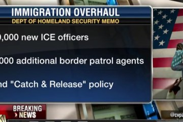 Ice Has Officially Got The Green Light To Begin Arresting & Deporting More Illegals