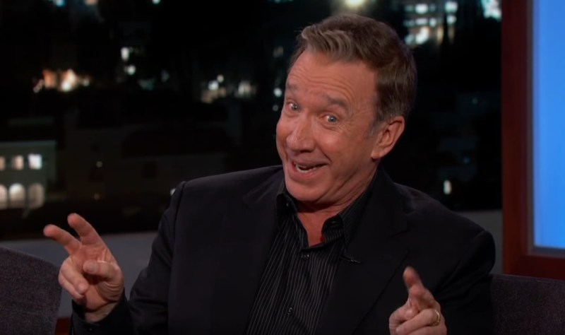 "Tim Allen: ""Be Careful"" Around Intolerant Liberals ""It's Like 1930's Germany"" (Video)"