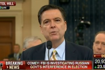 Comey Refuses To Tell Congress If He Discussed Flynn's Phone Calls With Obama (Video)
