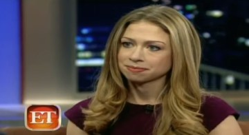 After Achieving Absolutely Nothing... Chelsea Clinton Is Awarded With Lifetime Achievement Award