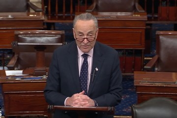 Schumer Says Democrats Will Filibuster Gorsuch