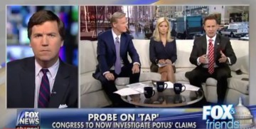 Tucker Carlson Defends Trump's Wiretapping Allegation (Video)