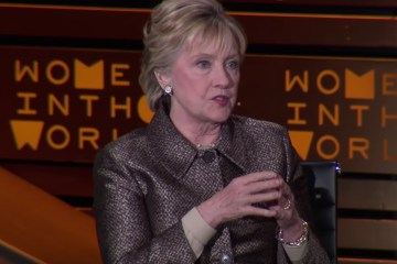 Hilary Still Blaming 'Misogyny' For Losing The Election