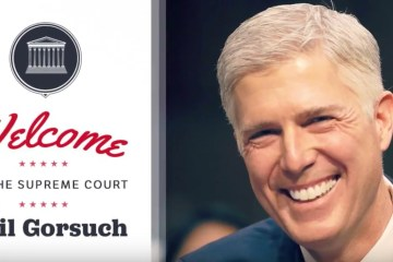 BREAKING: Neil Gorsuch Confirmed To The Supreme Court