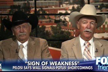 """Ranchers Living On Border Destroy Pelosi's Claim About Trump Being """"Weak"""" For Wanting Border Wall (Video)"""