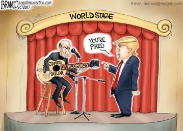 Political Cartoon: Sweet Baby Change