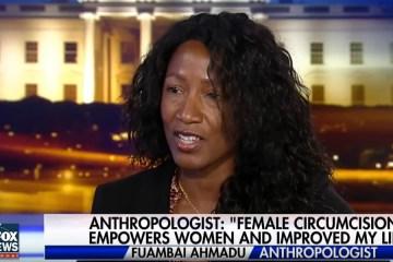 Tucker Debates Woman Defending Female Genital Mutilation On Little Girls (Video)