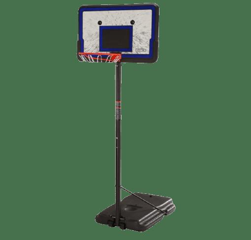 Lifetime 44 Steel-framed Shatterproof Portable Basketball Hoop' 1221