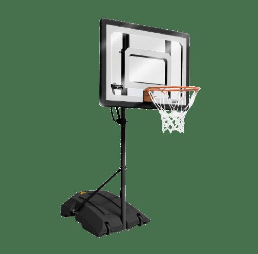 sklz pro mini hoop 7' adjustable basketball system