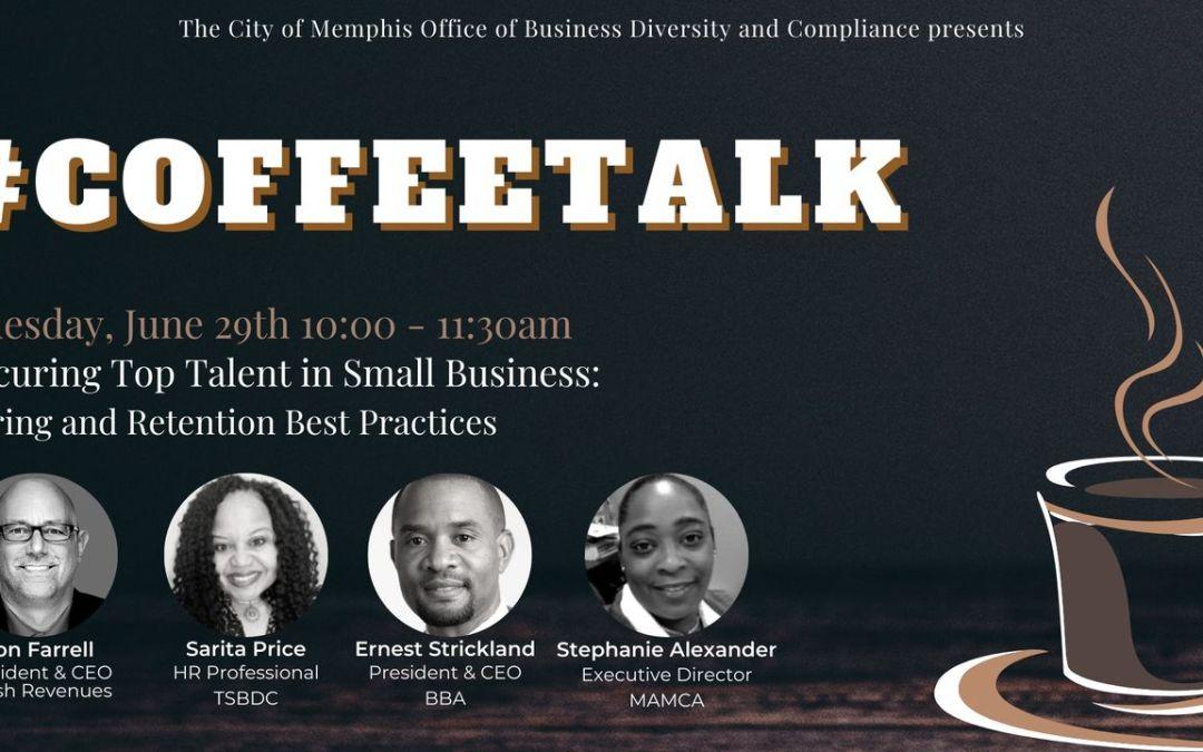 #Coffeetalk: Hiring Trends and Best Practices