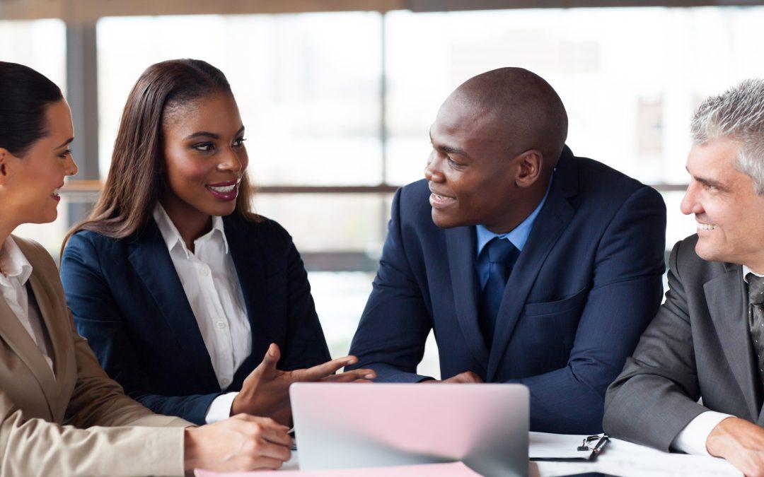 Black Leadership Self-Affirmations – Middle career stage