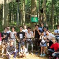 中国地方初上陸!話題のアスレチック「フォレストアドベンチャー」吉和もみの木森林公園に行ってきた。