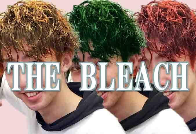 THE BLEACH ブリーチ(脱色の戦い)
