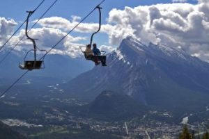 Panoramic-views-over-Banff-on-the-Mount-Norquay-Banff-Sightseeing-Chairlift-360x240
