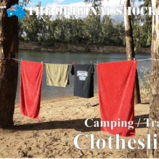 Light small travel clothesline