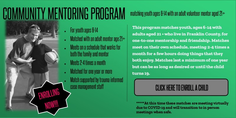 Child enrollment community program